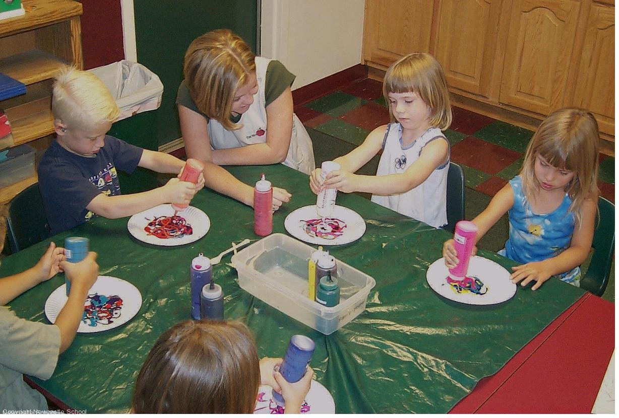Art activities newcastle school for Arts and crafts for daycare