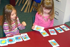 Preschool Learning Centers