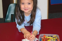 Preschool Table Activities