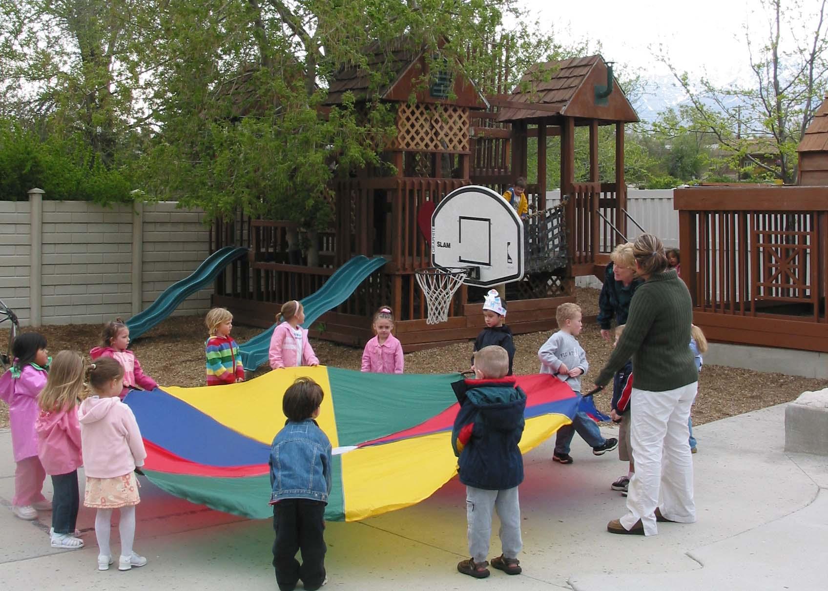 playground-pararchute