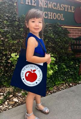 Aitana book bag