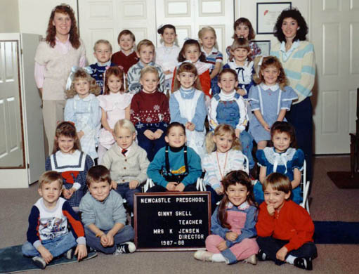 1987-Ginny-Shell-Kathleen-Jensen-Class-4