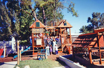 Newcastle School Treehouse