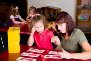 Newcastle Teachers systematically teach language, phonics and pre-reading skills.