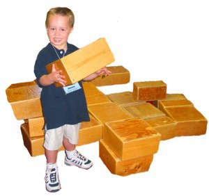 Newcastle has an abundance of Early Childhood Education equipment.