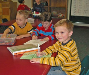 We offer preschool for 4-5-year-olds living in West Jordan.